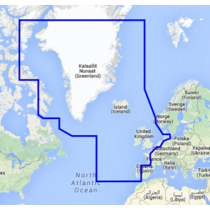 Atlantens europeiska kuster